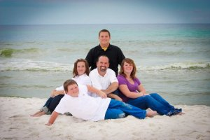 beach,florida,all american family,love